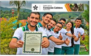 CENTRO DE FORMACION CAFETERA