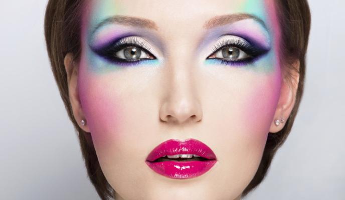 maquillaje -social