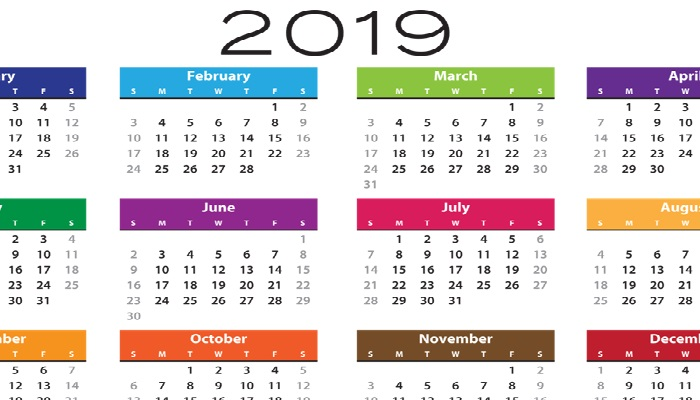 Calendario Inscripciones Sena 2019