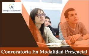 III Convocatoria En Modalidad Presencial Año 2019