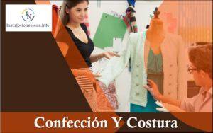 Recibe Becas Sobre Confección Y Costura
