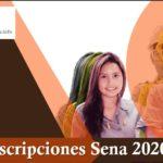 inscripciones sena 2021