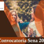 II Convocatoria SENA 2020 estudia ya